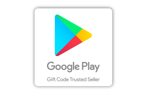 Google Play ギフトカード Gift Code Trusted Partner