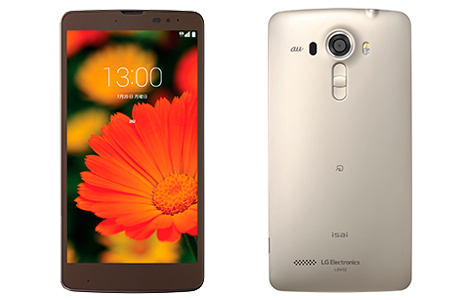 isai vivid LGV32 au Snapdragon 808 MSM8992 1.8GHz 6コア