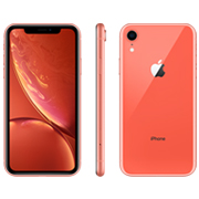 iPhone XR コーラル 64GB