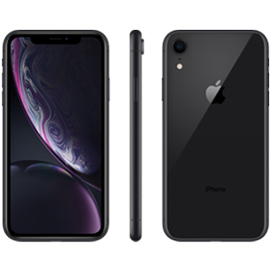 iPhone XR ブラック 128GB