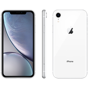 iPhone XR ホワイト 128GB