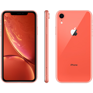 iPhone XR コーラル 128GB
