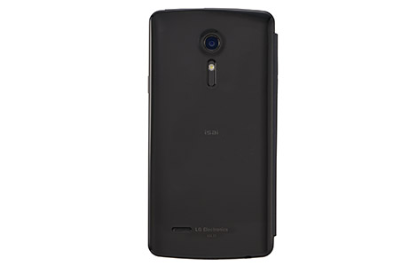 isai QuickCover(TM)Case�^Black