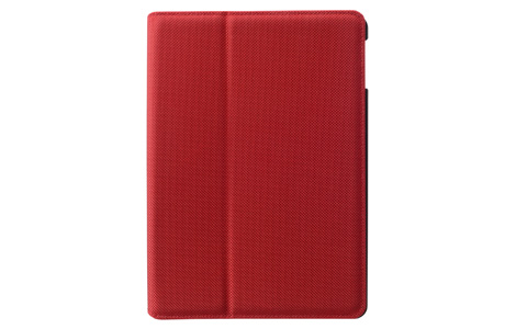 iPad Air�p�P�[�X�^RED NYLON STYLE