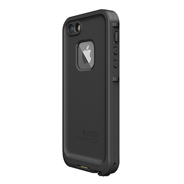 iPhone 5s�p�@fre LIFEPROOF Case Black