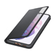 Galaxy S21 5G Smart Clear View Cover/Black