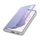 Galaxy S21 5G Smart Clear View Cover/Violet