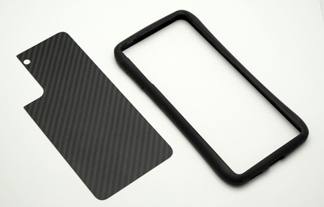 CLEAVE G10 Bumper for Galaxy S21 5G/Black