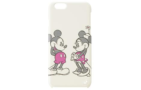 iphone 6用ハードカバー disney pass sketch rd4h0132 au online