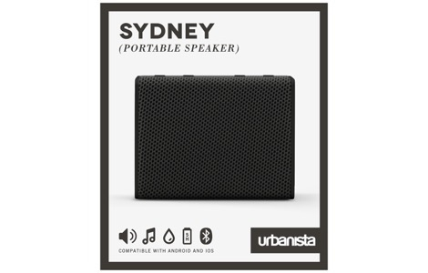 urbanista SYDNEY/Midnight Black