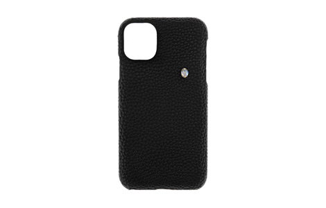 Blanccoco NY-CHIC CHARM Leather Case for iPhone 11 / Black