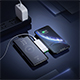 RAVPOWER Dual Wireless Fast Charging Pad 30W