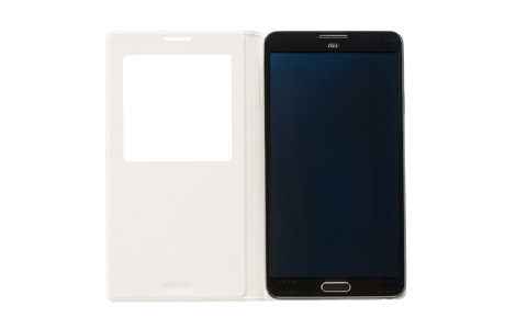 GALAXY Note 3 S View Cover/Classic White★冬フェス対象★