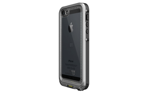 iPhone 5s�p�P�[�X�^LIFEPROOF nuud case Black