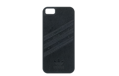 iPhone 5s moulded cover black lines on black★冬フェス対象★