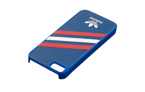 iPhone 5s moulded cover blue