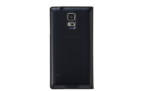 GALAXY S5 S View Cover�^Black