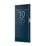 Xperia(TM) XZ Style Cover Touch/Forest blue