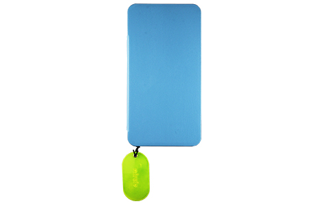 miraie f Washable Case/Sky Blue