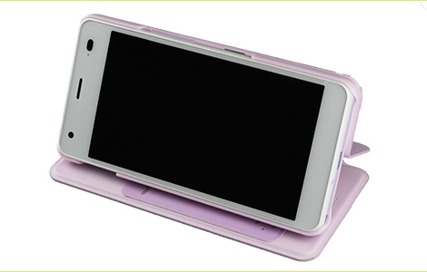 miraie f Washable Case/Snow Lavender
