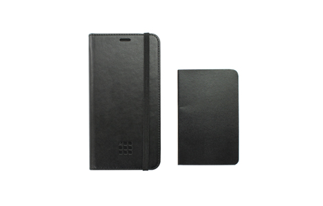 MOLESKINE iPhone X bookcase/black