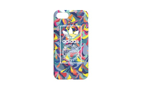 adidas Originals TPU cover for iPhone 7/mountain graphic