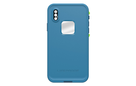 LIFEPROOF fre for iPhone X/Blue