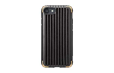 "GRAMAS COLORS ""Rib VIP"" for iPhone 7/Starlight Black"