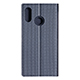 HUAWEI P20 lite GRAMAS COLORS EURO Passione 2 Leather Case/Metallic Navy