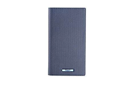 Xperia XZ2 Premium GRAMAS COLORS EURO Passione 2 Leather Case/Metallic Navy
