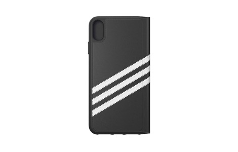 adidas Originals SAMBA Booklet case for iPhone XS Max black/white