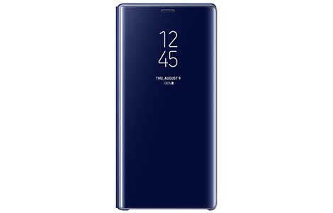 Galaxy Note9 CLEAR VIEW STANDING COVER/BLUE