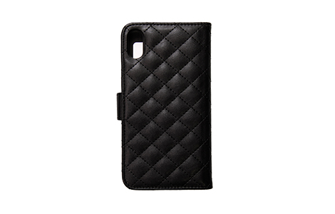 IPHORIA Stiched Patterns Black for iPhone XR