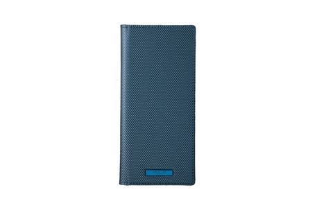 Xperia 5 GRAMAS COLORS EURO Passione 2 Leather Case/Metallic Navy