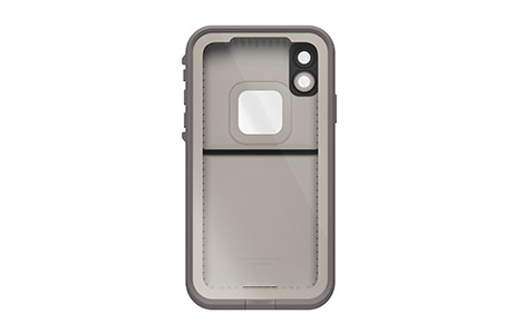 LIFEPROOF fre for iPhone XR/Gray