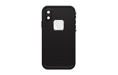 LIFEPROOF fre for iPhone XR/Black