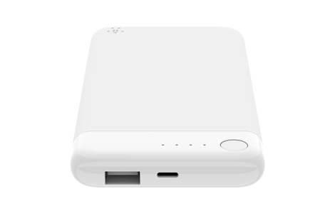BOOSTUPCHARGE Power Bank 5K with Lightning Connector + Cable