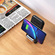 RAVPOWER Fast Wireless Charging Stand 15W