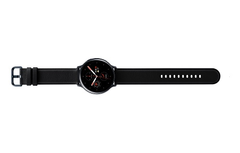 Galaxy Watch Active2 / Stainless steel / Black / 44mm
