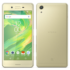 Xperia(TM) X Performance SOV33